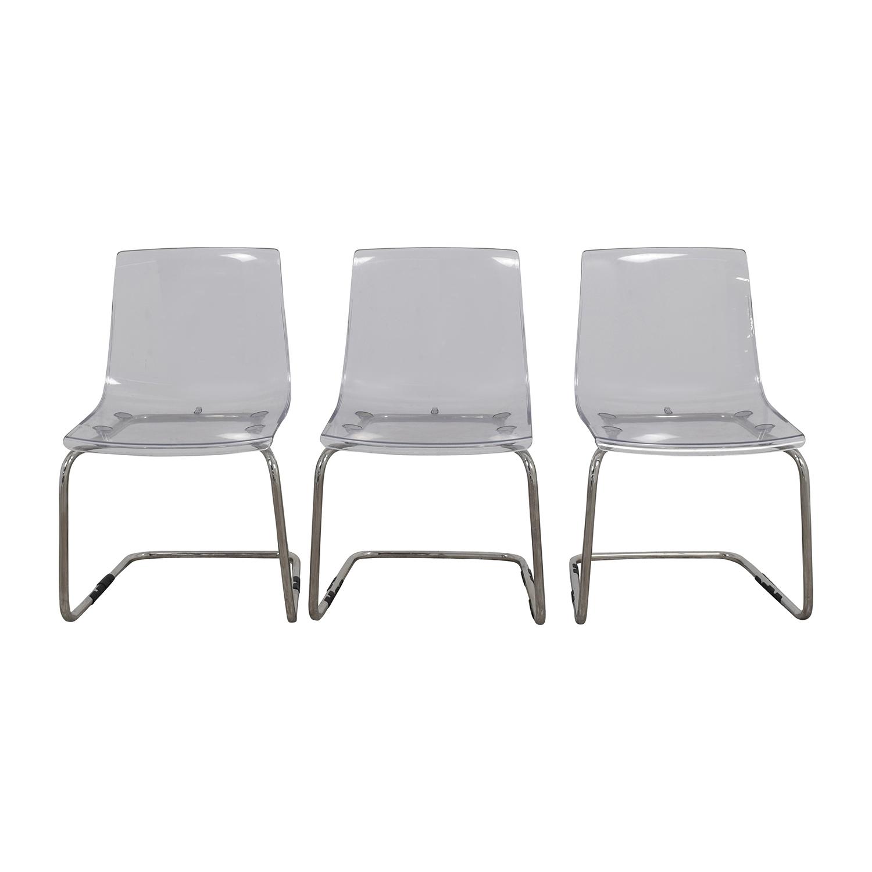 shop Modern Acrylic Chairs Chairs