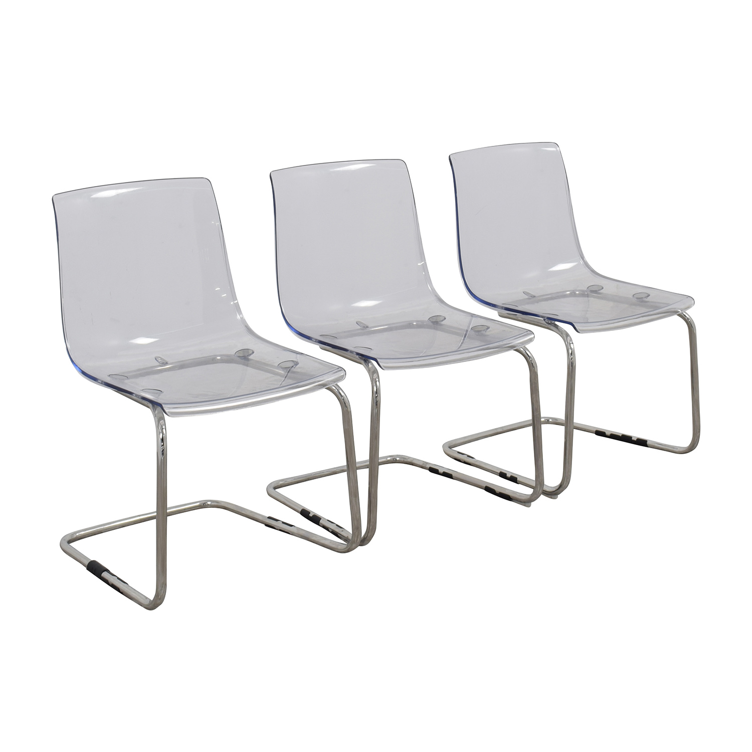 66% OFF Modern Acrylic Chairs Chairs