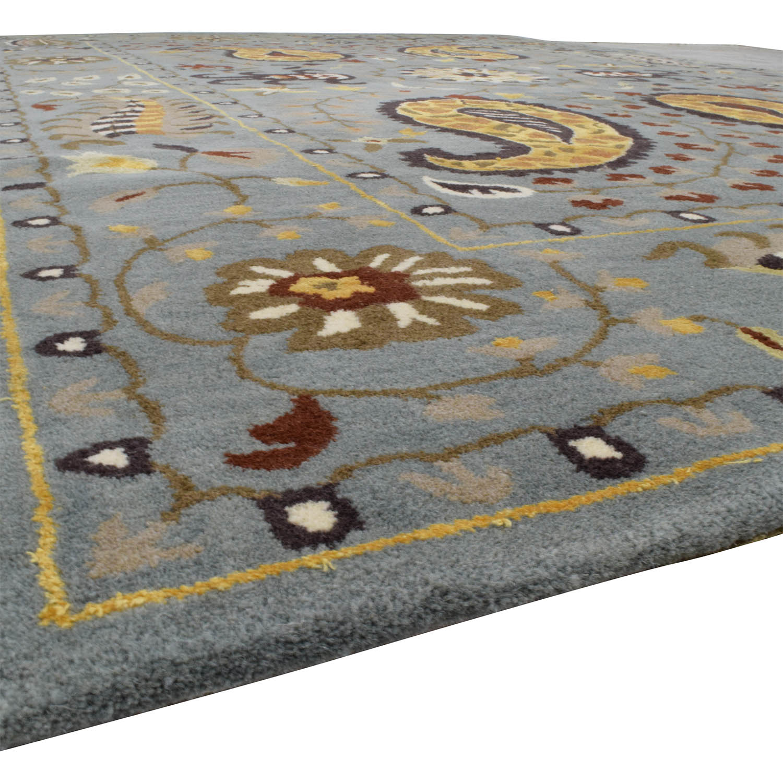 buy Safavieh Pale Blue Wool Rug Safavieh Decor