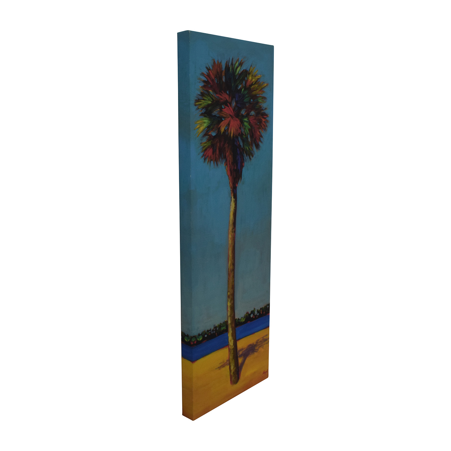Coconut Palm Painting discount