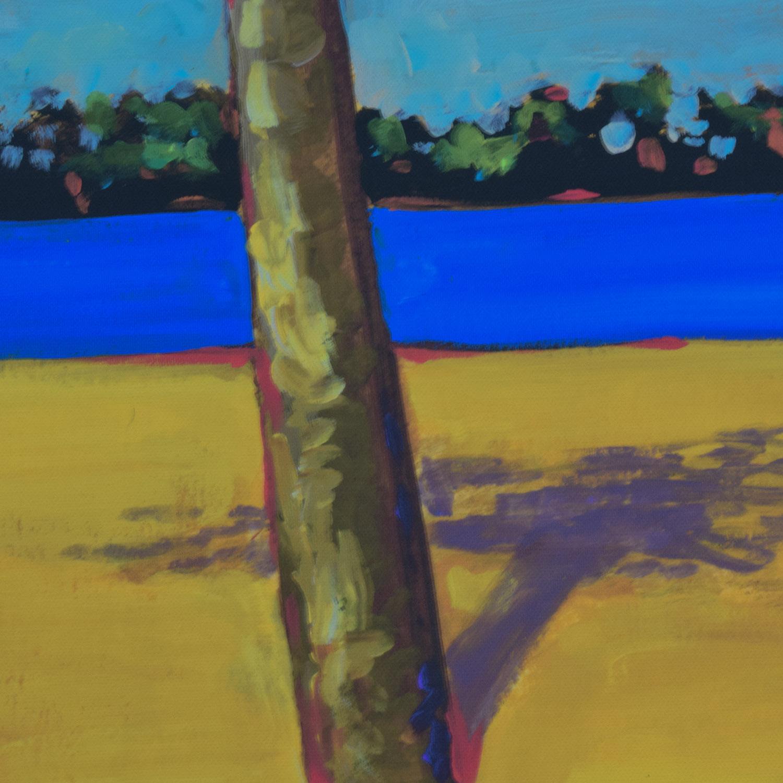 shop Coconut Palm Painting