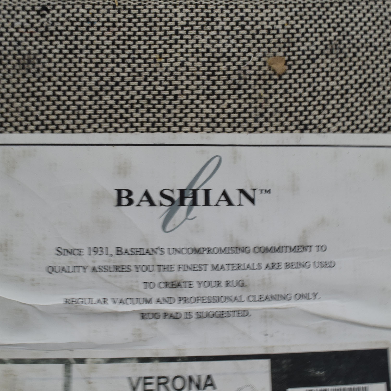 Bashian Bashian Zebra Print Area Rug price