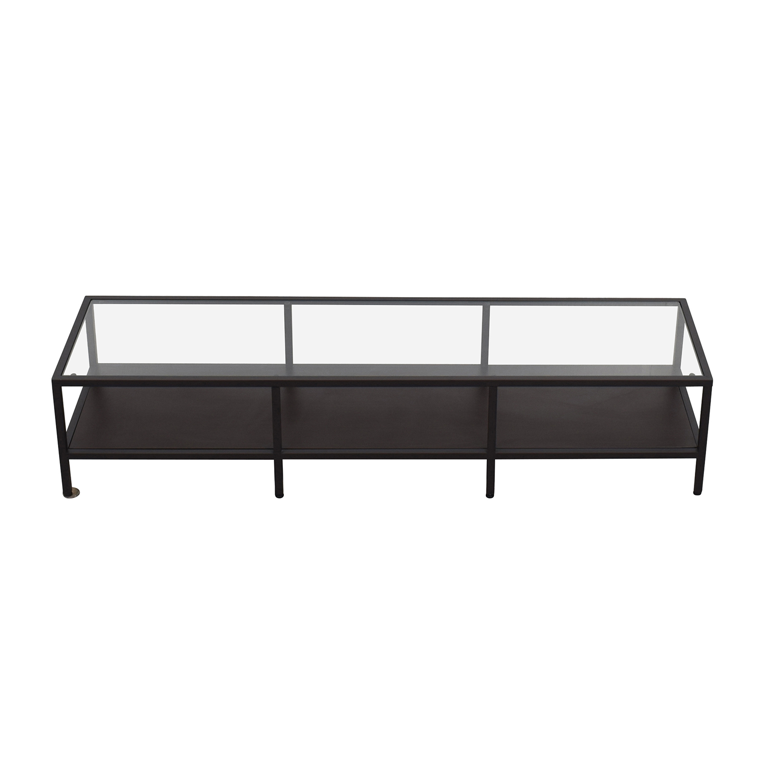 71% OFF BoConcept BoConcept Glass Coffee Table Tables