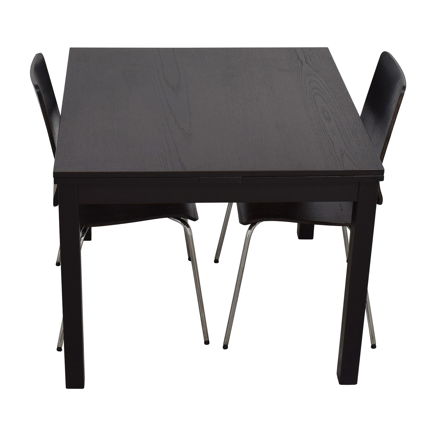 shop IKEA IKEA Three-Piece Dining Set in Black online