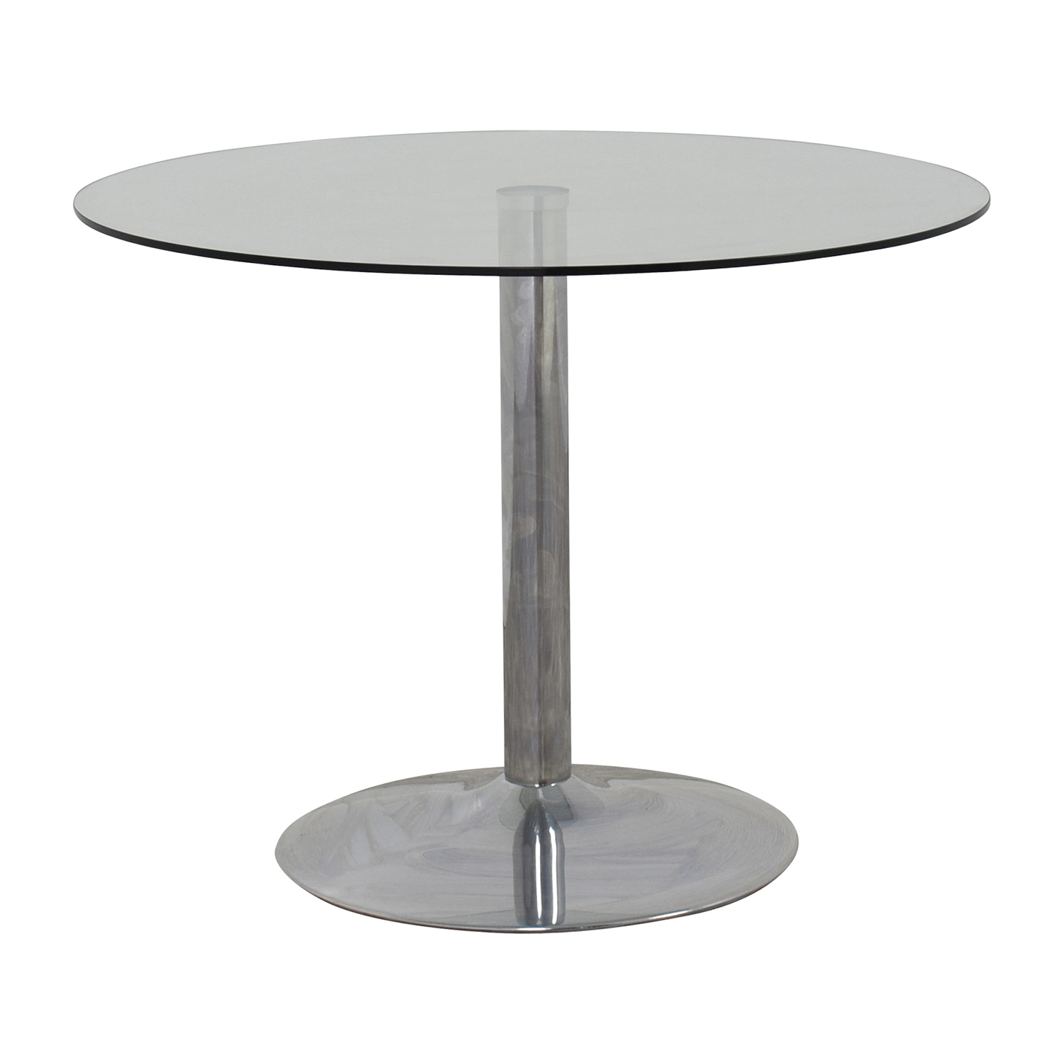 buy Dot & Bo Lucent Round Cafe Table Dot & Bo Tables