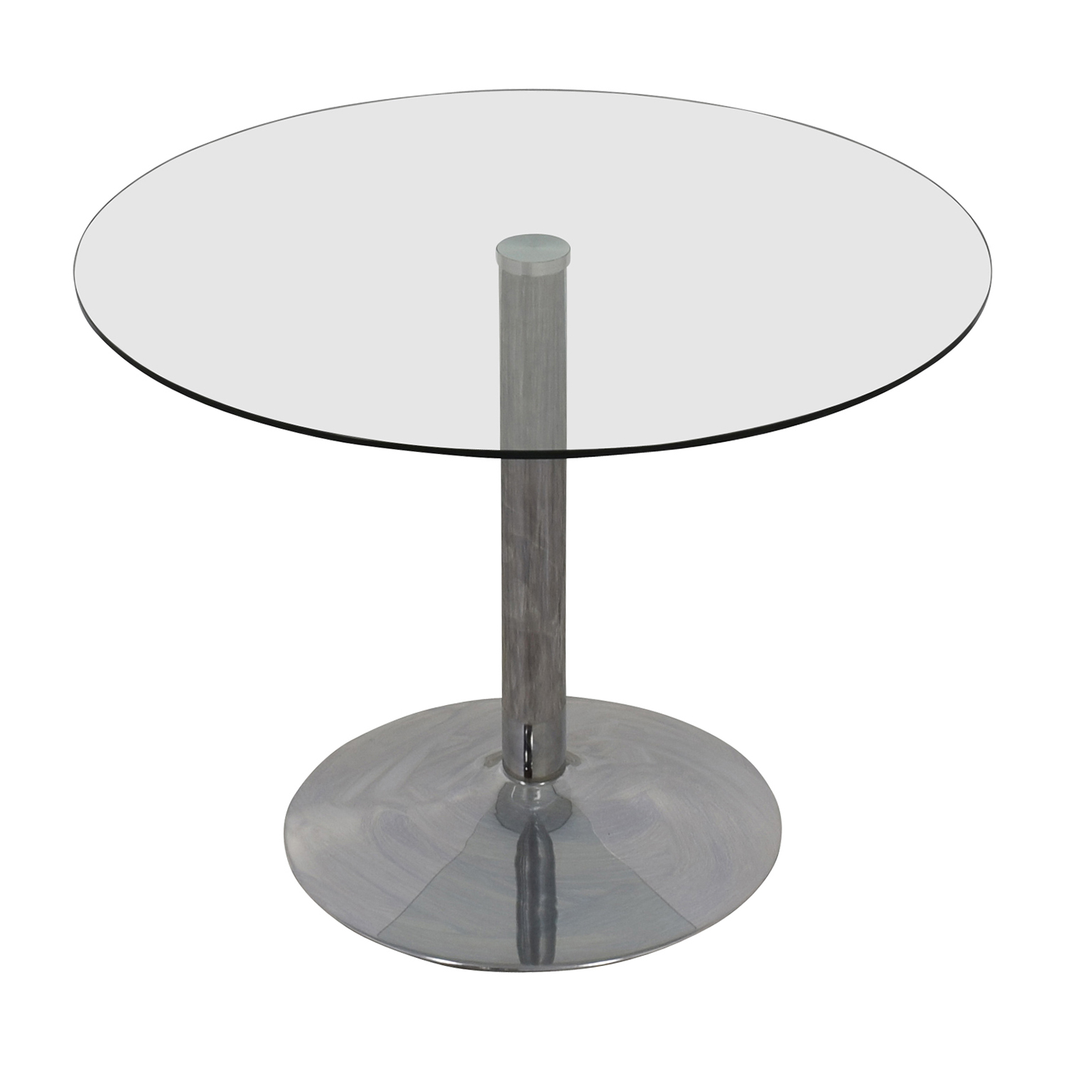 Dot & Bo Dot & Bo Lucent Round Cafe Table used