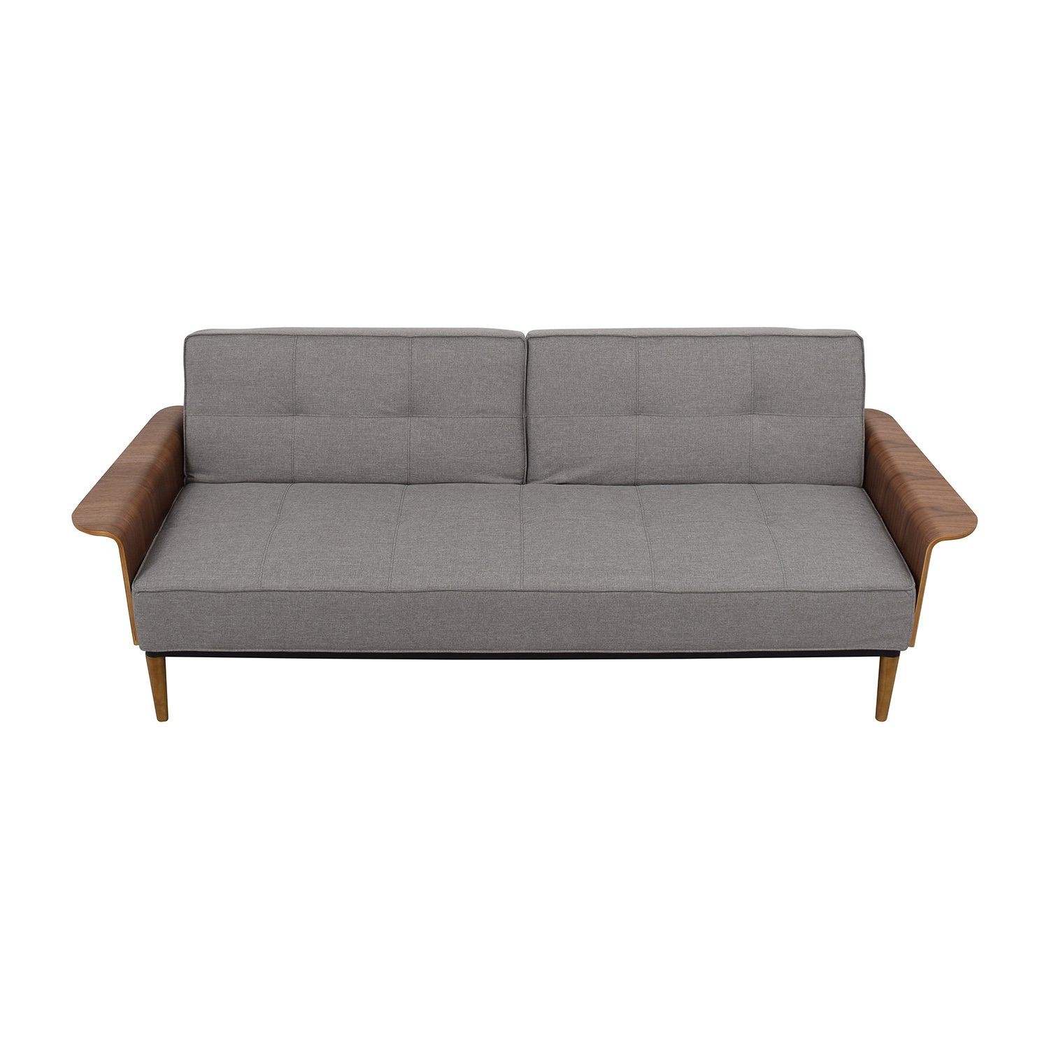 InMod InMod Bjorg Tufted Light Grey  Sofabed second hand