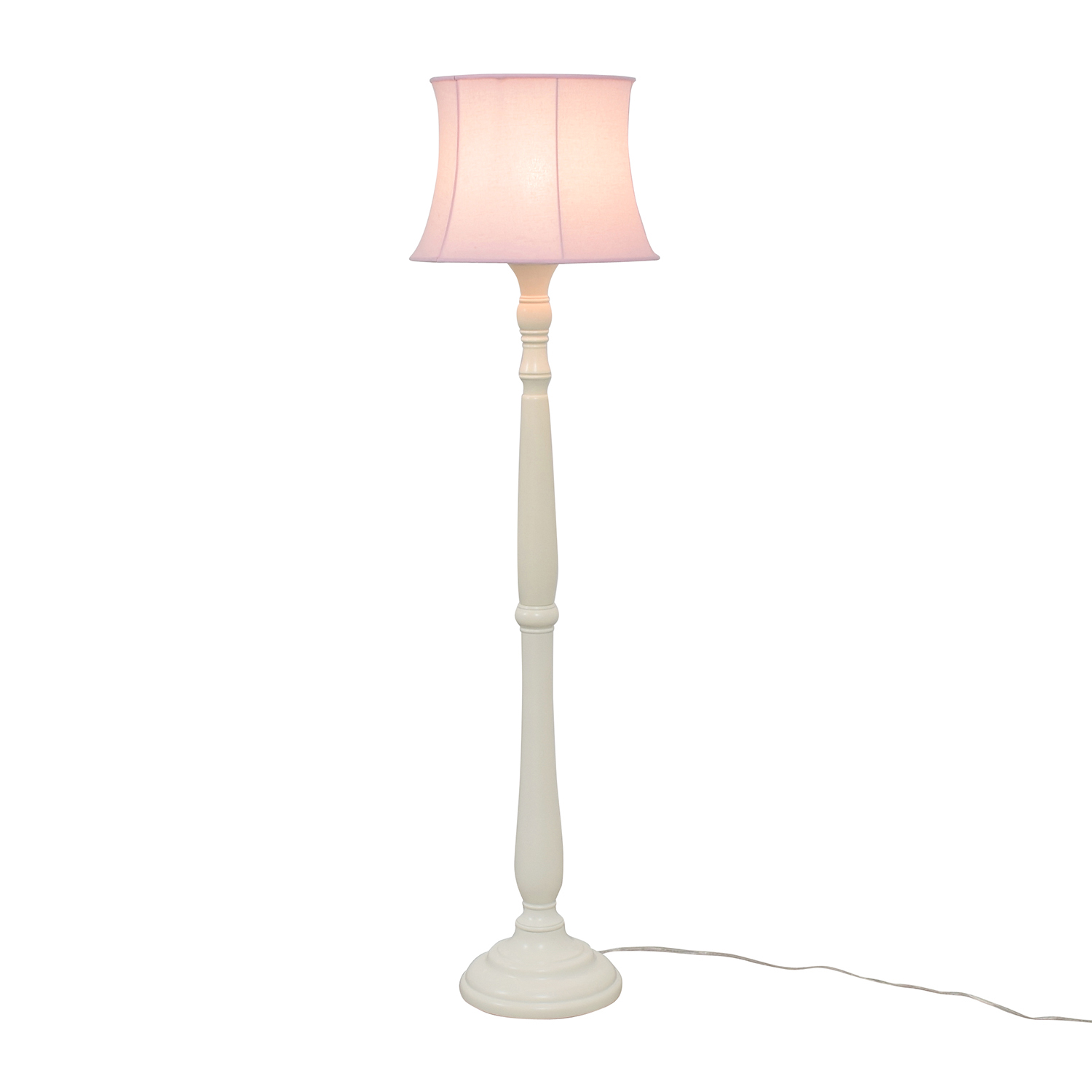 68 Off Pottery Barn Pottery Barn Payton Floor Base Lamp