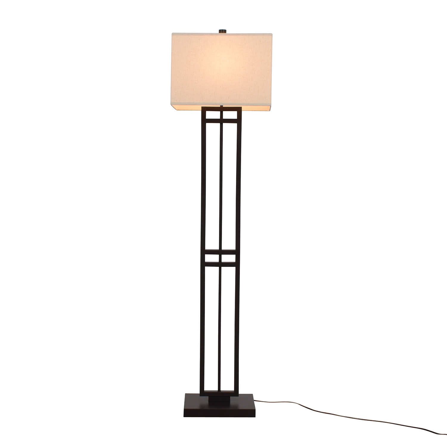 Pacific Coast Lighting Pacific Coast Lighting  Bronze Finish Floor Lamp coupon