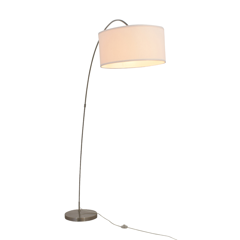 buy Artiva USA Adelina Floor Arc Lamp Artiva USA Decor
