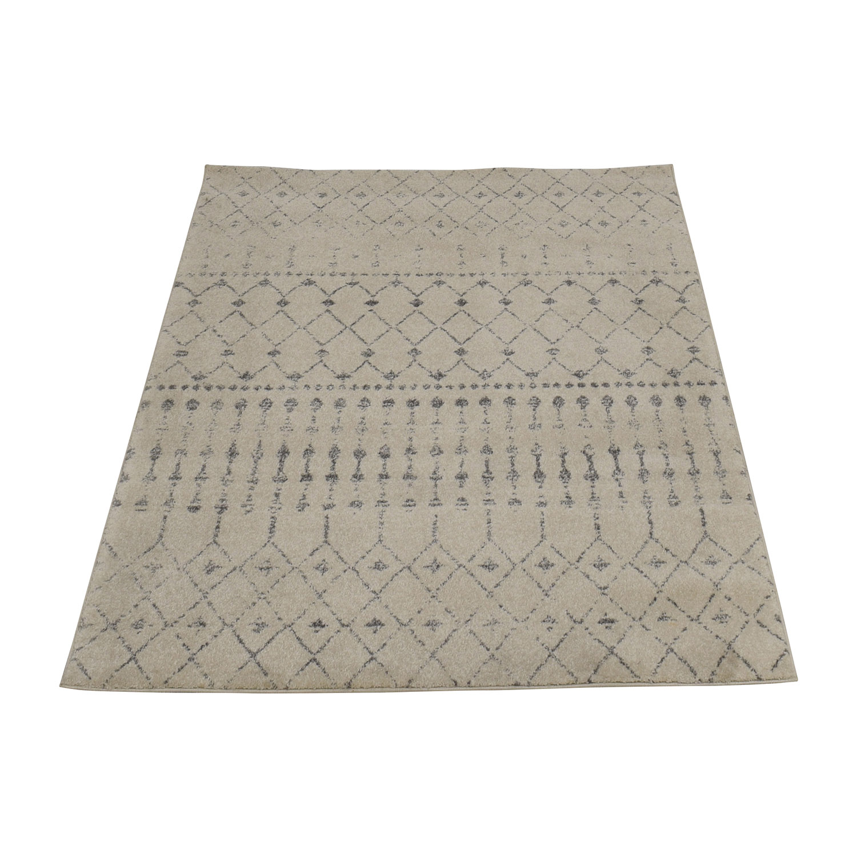 shop nuLOOM NuLoom Geometric Moroccan Beads Rug online