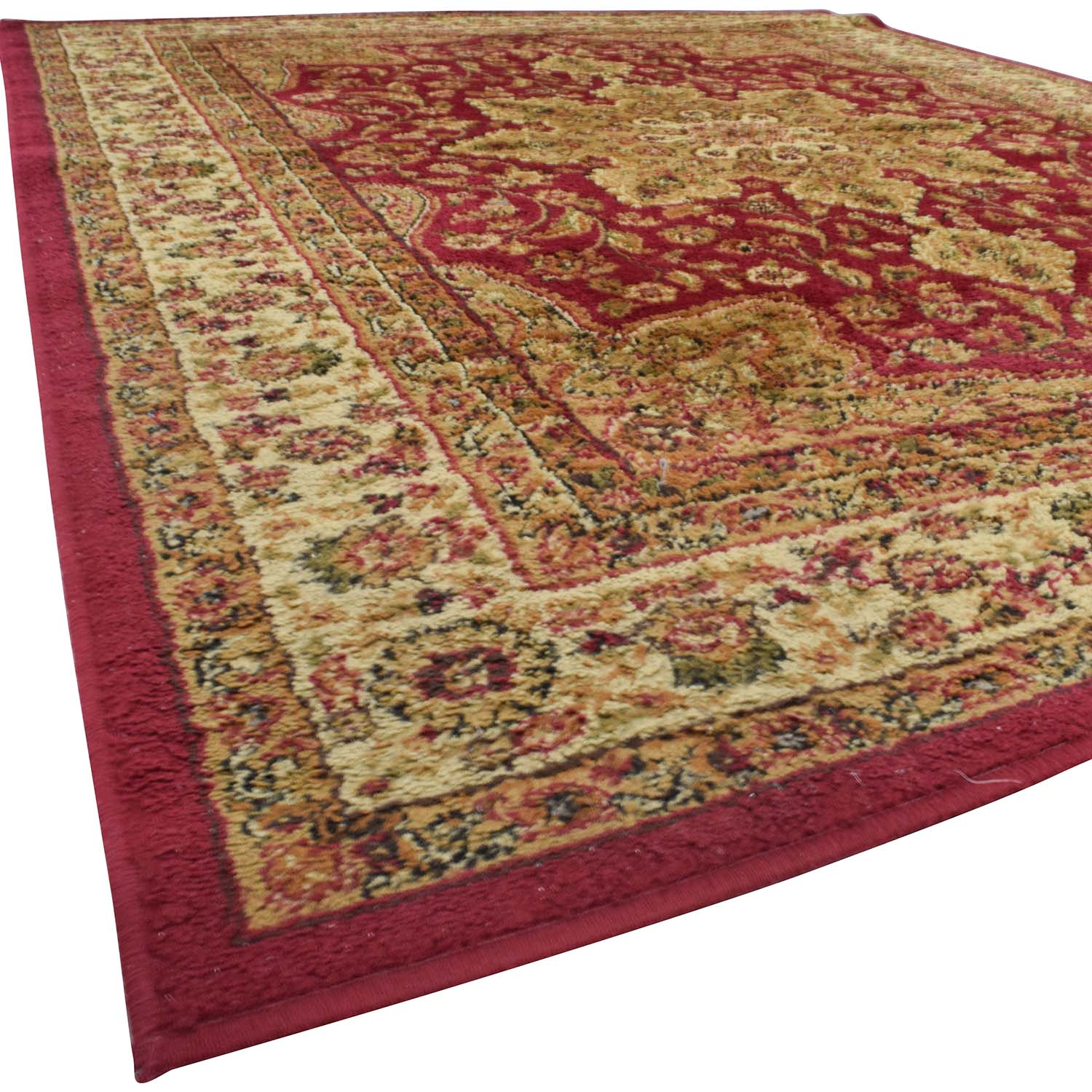 Home Dynamix Home Dynamix Royalty Red Persian Rug nyc