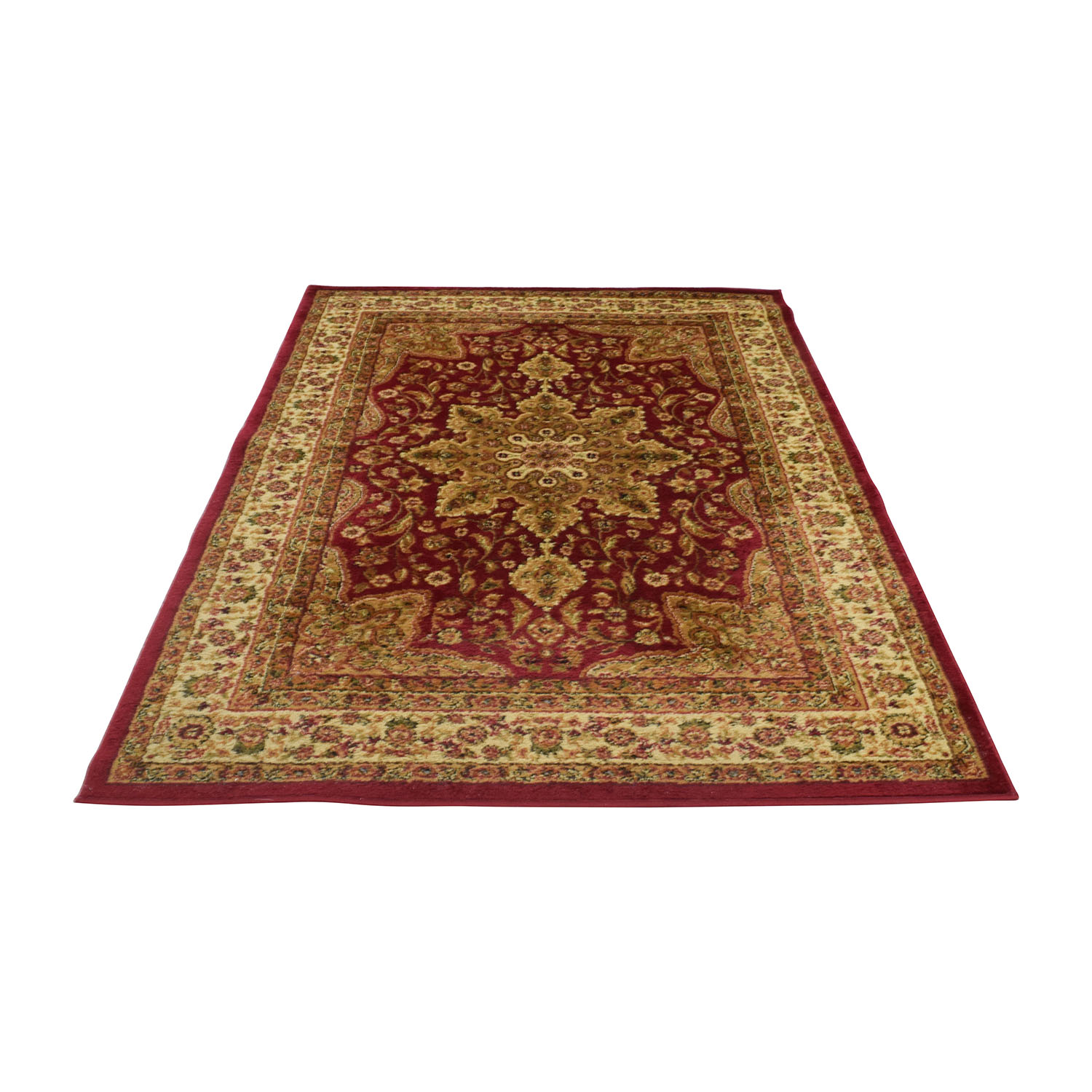 buy Home Dynamix Home Dynamix Royalty Red Persian Rug online