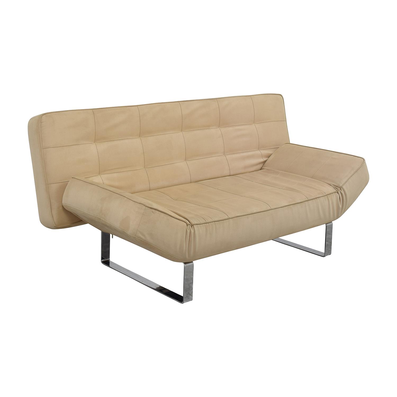 BoConcept Zen Beige Sleeper Sofa sale