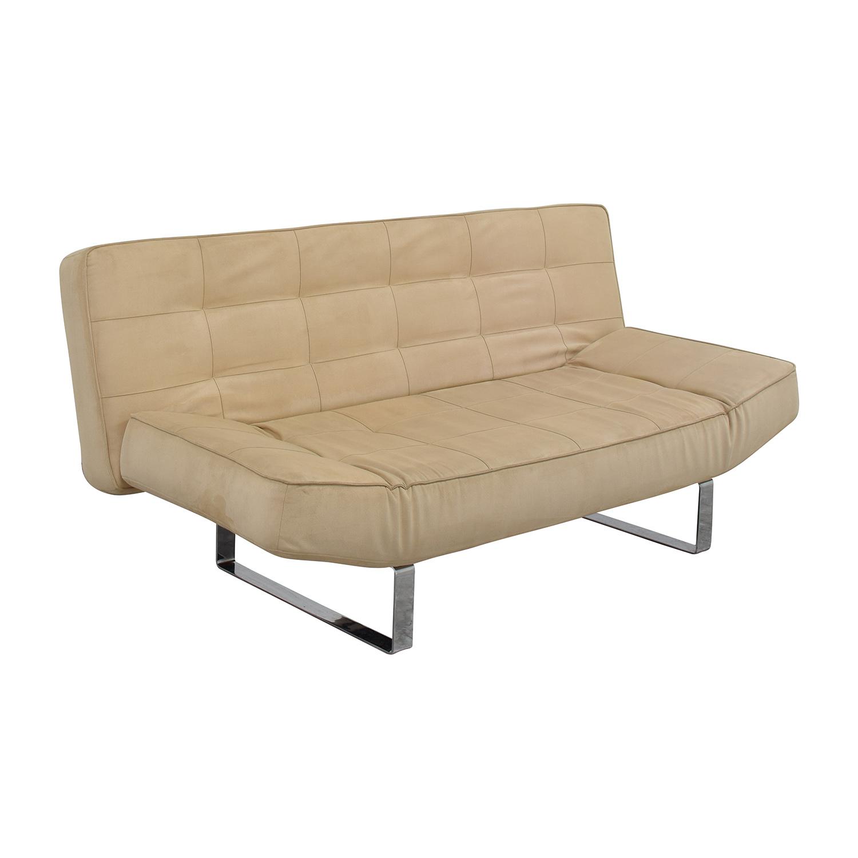 BoConcept Zen Beige Sleeper Sofa / Sofas