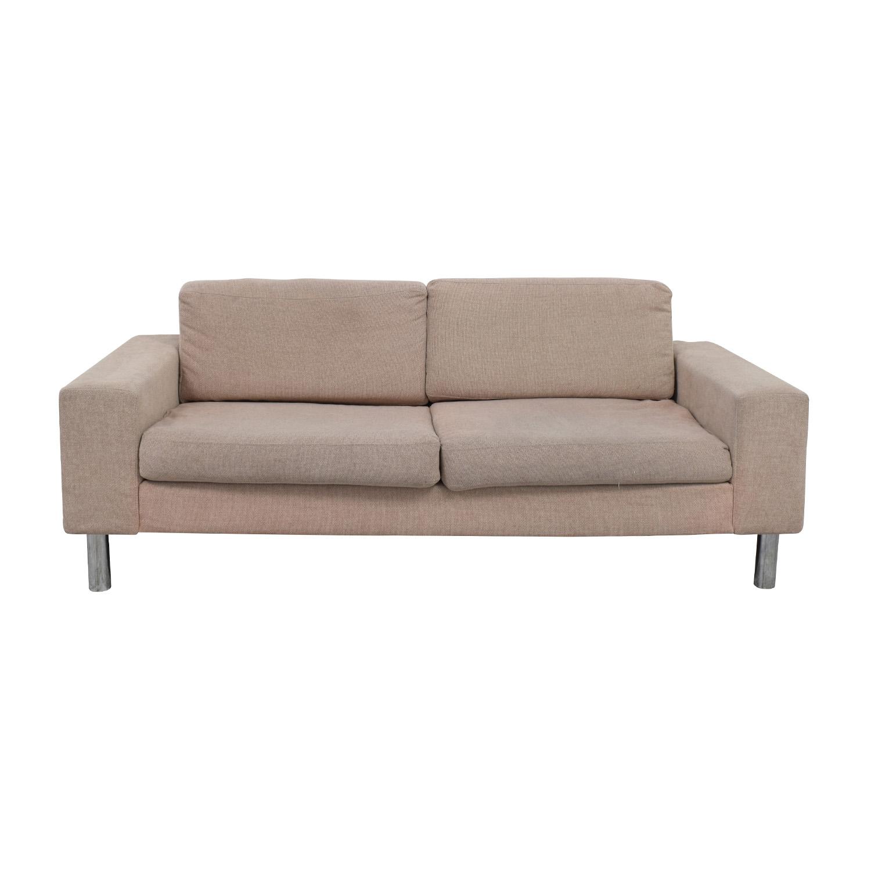 shop BoConcept Modern Beige Couch BoConcept Sofas
