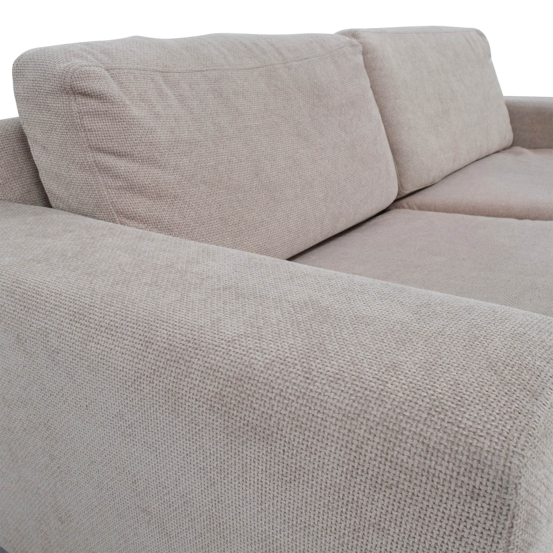 BoConcept BoConcept Modern Beige Couch for sale