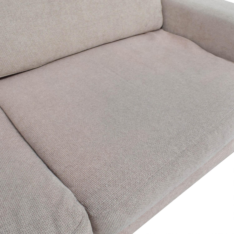 BoConcept BoConcept Modern Beige Couch on sale