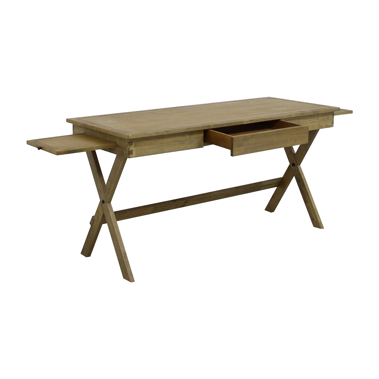 66 Off World Market World Market Campaign Desk Tables