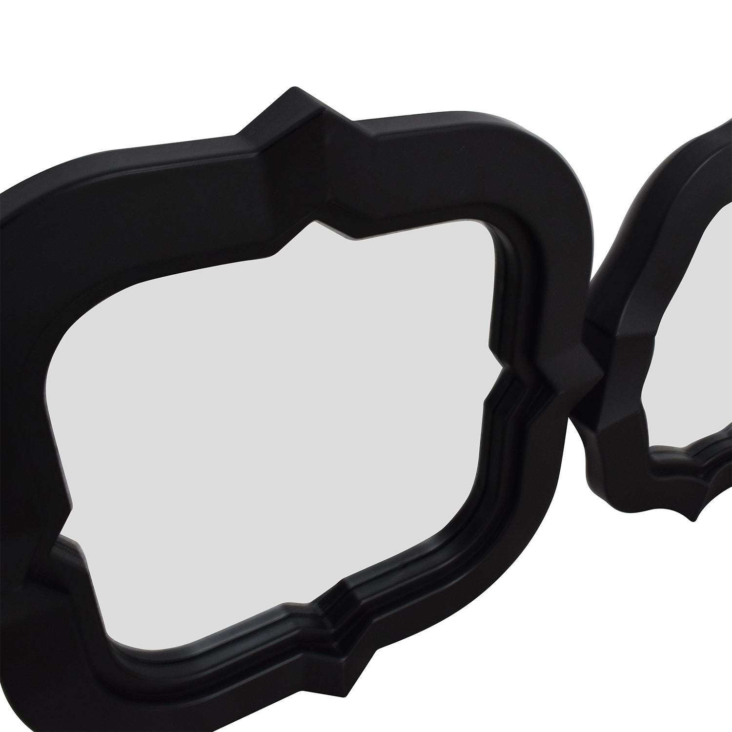 shop Small Decorative Black Mirrors