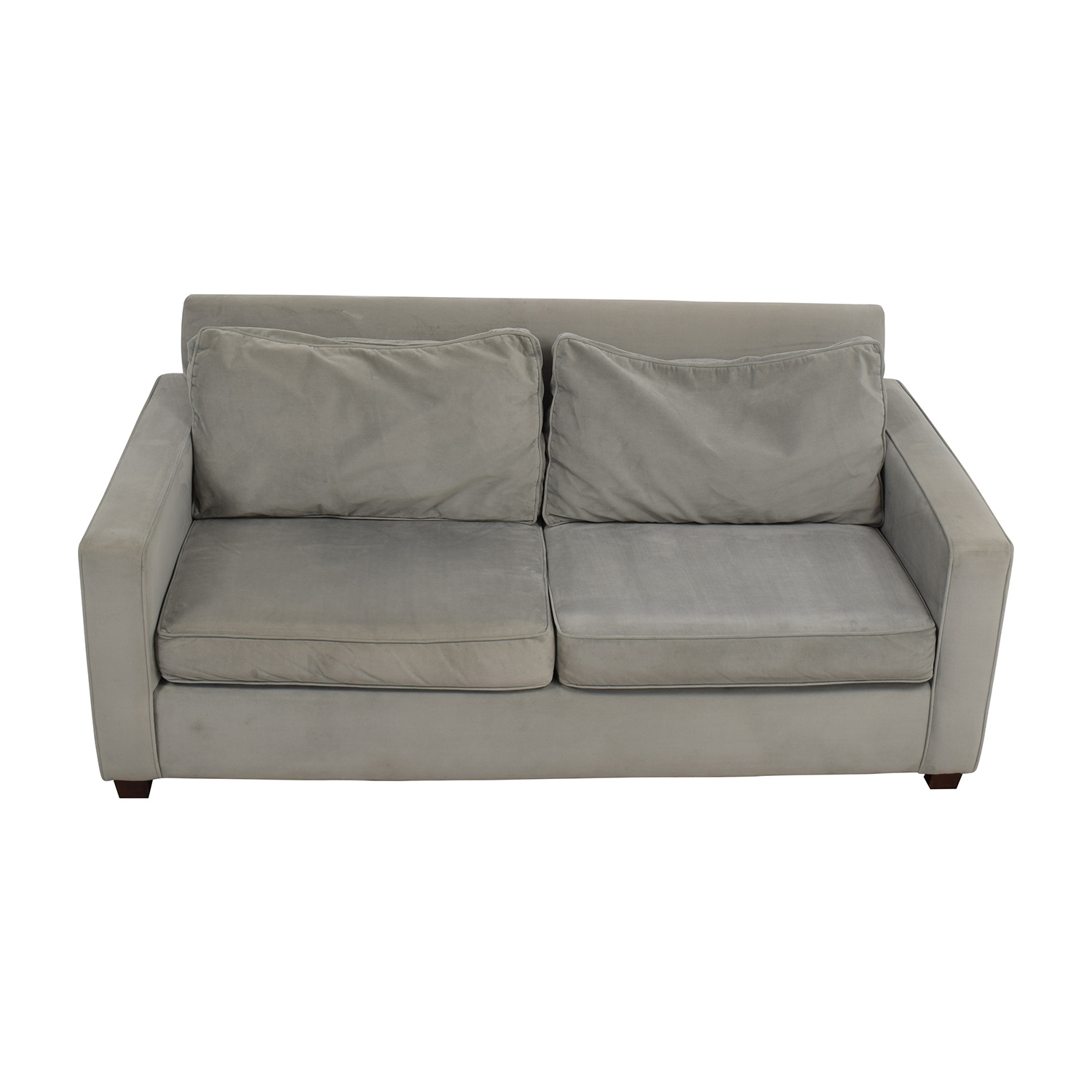 West Elm West Elm Henry Two-Seat Sofa on sale