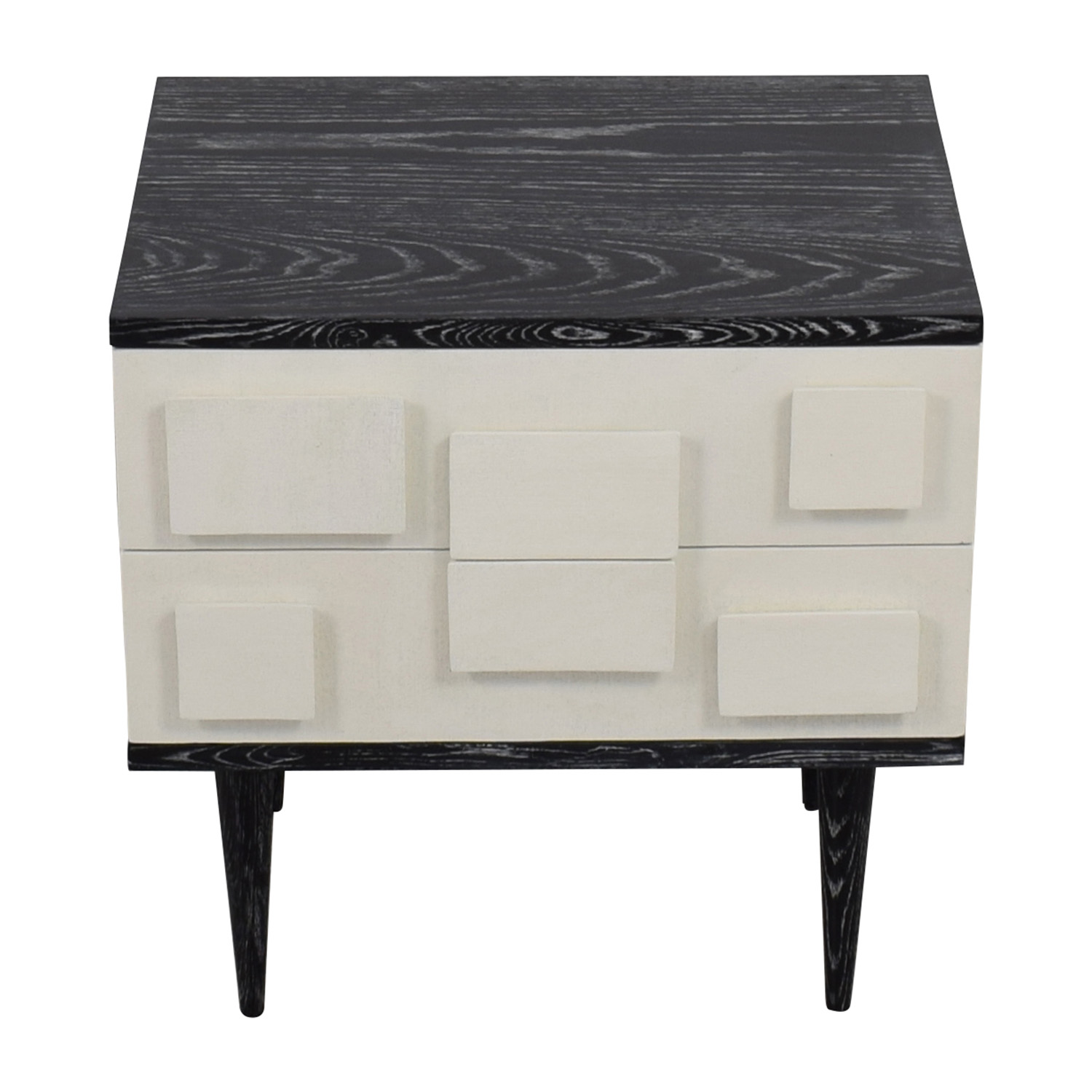 Bungalow 5 Bungalow 5 Ponti Two-Drawer Side Table