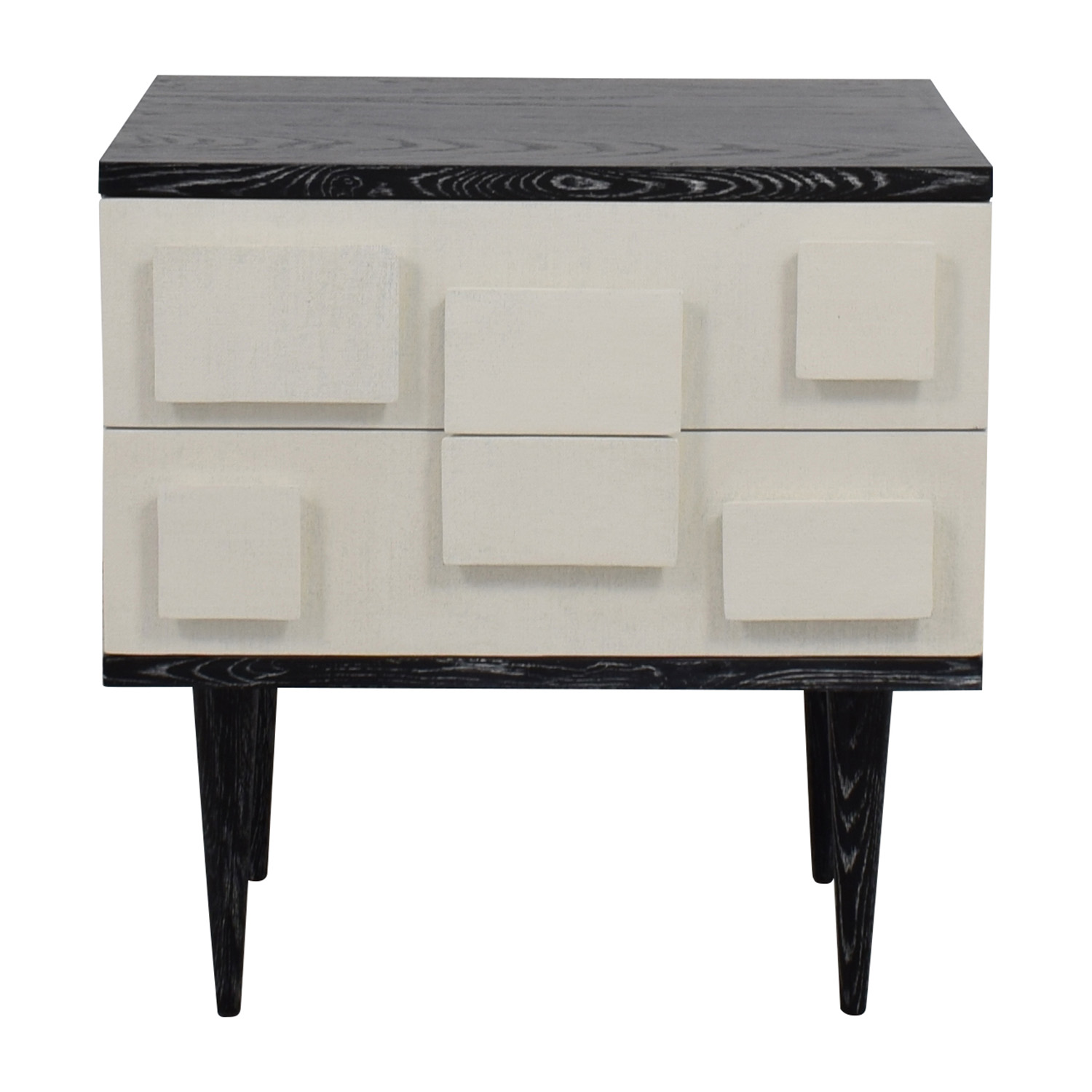 shop Bungalow 5 Ponti Two-Drawer Side Table Bungalow 5