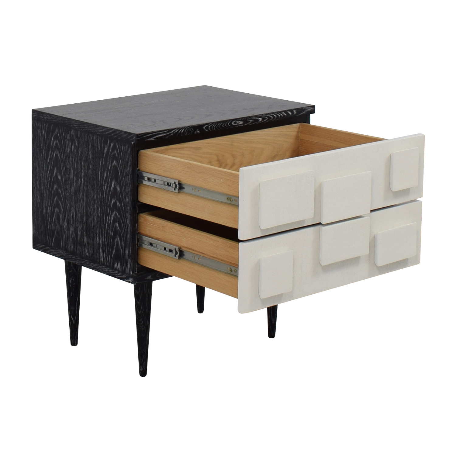 Bungalow 5 Bungalow 5 Ponti Two-Drawer Side Table nyc