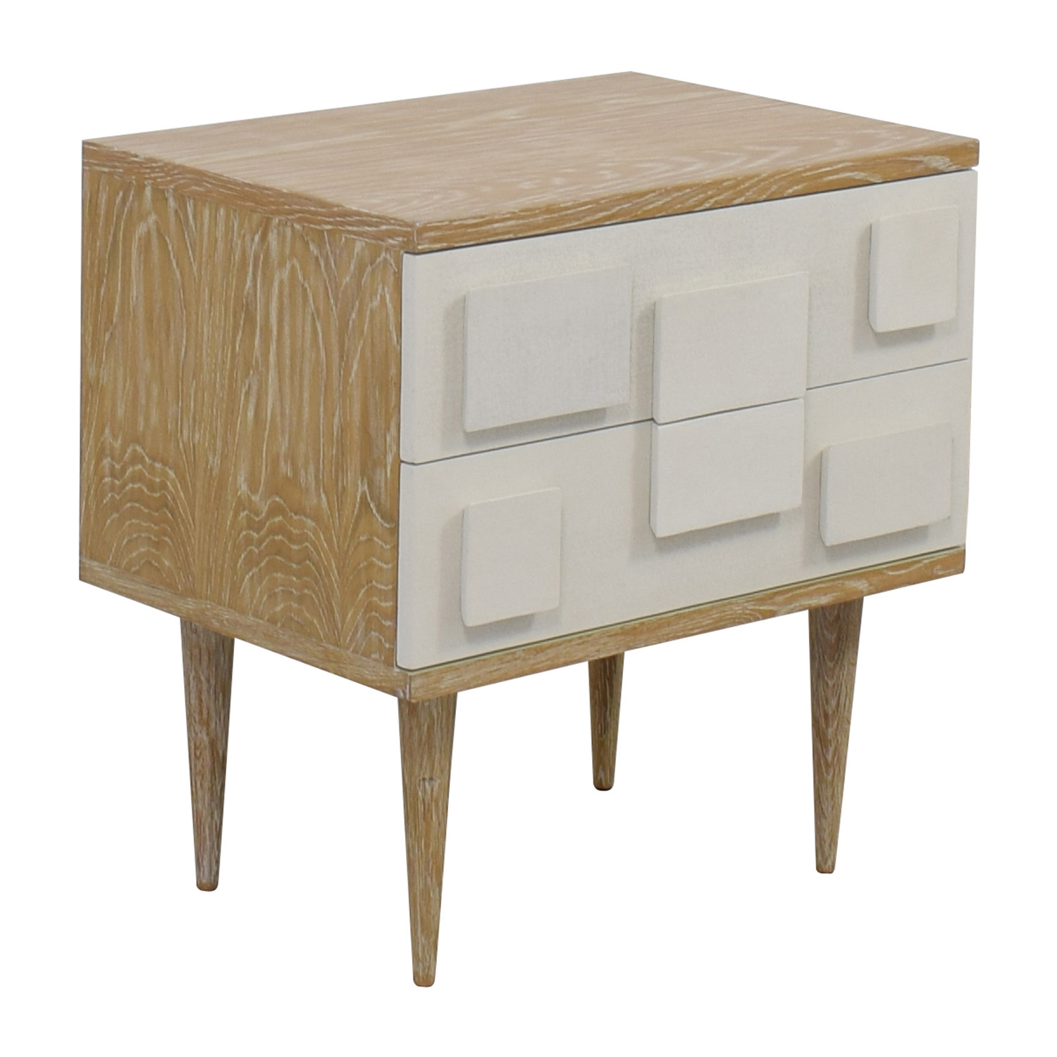 buy Bungalow 5 Ponti Two-Drawer Side Table Bungalow 5 End Tables