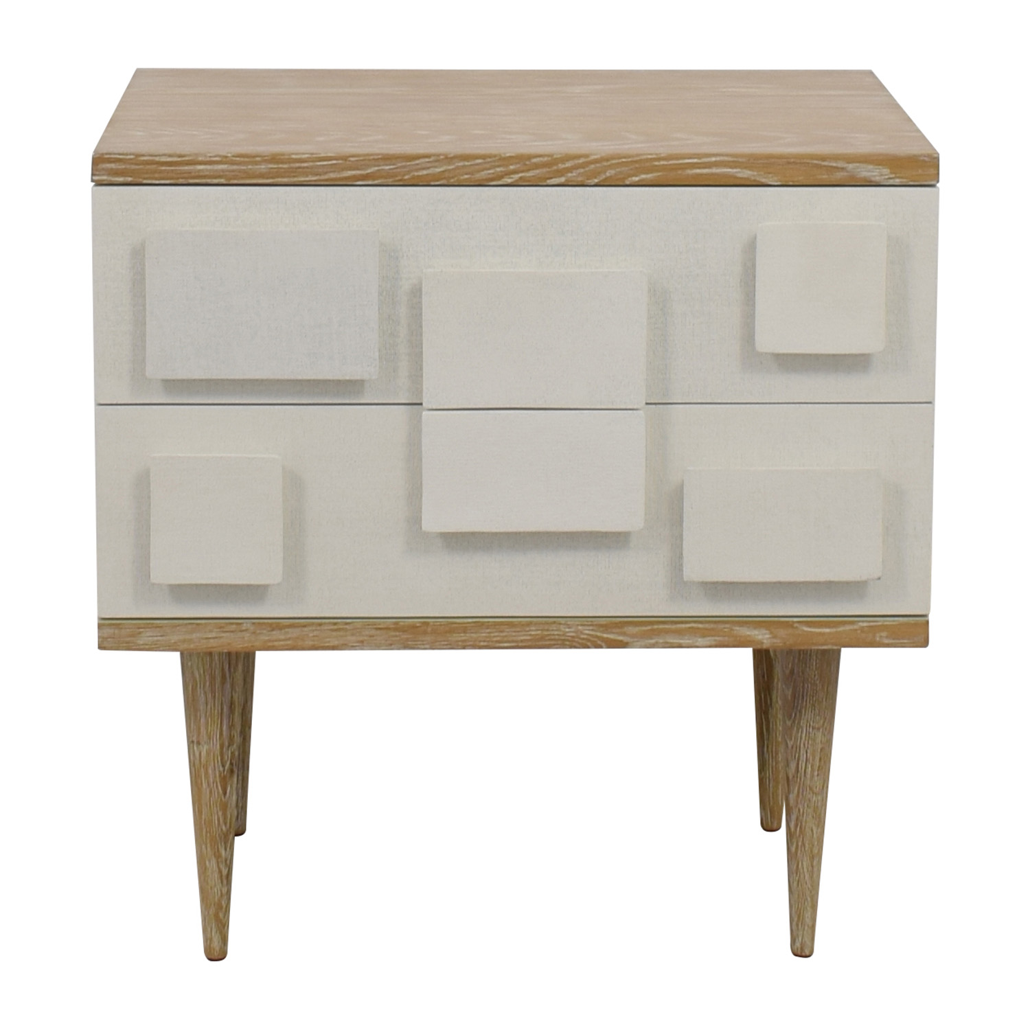 buy Bungalow 5 Ponti Two-Drawer Side Table Bungalow 5 Tables