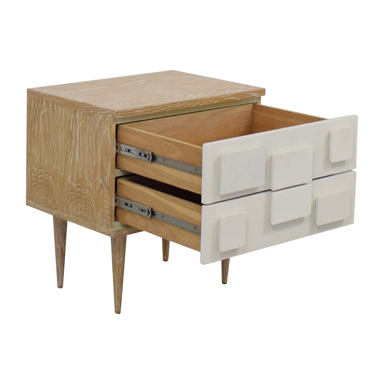 buy Bungalow 5 Ponti Two-Drawer Side Table Bungalow 5
