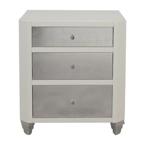 Bungalow 5 Mame Three-Drawer Side Table Bungalow 5