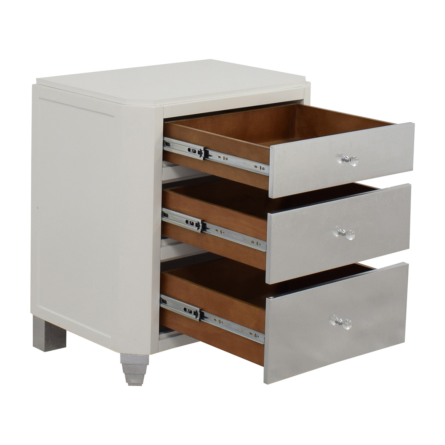 Bungalow 5 Bungalow 5 Mame Three-Drawer Side Table Tables
