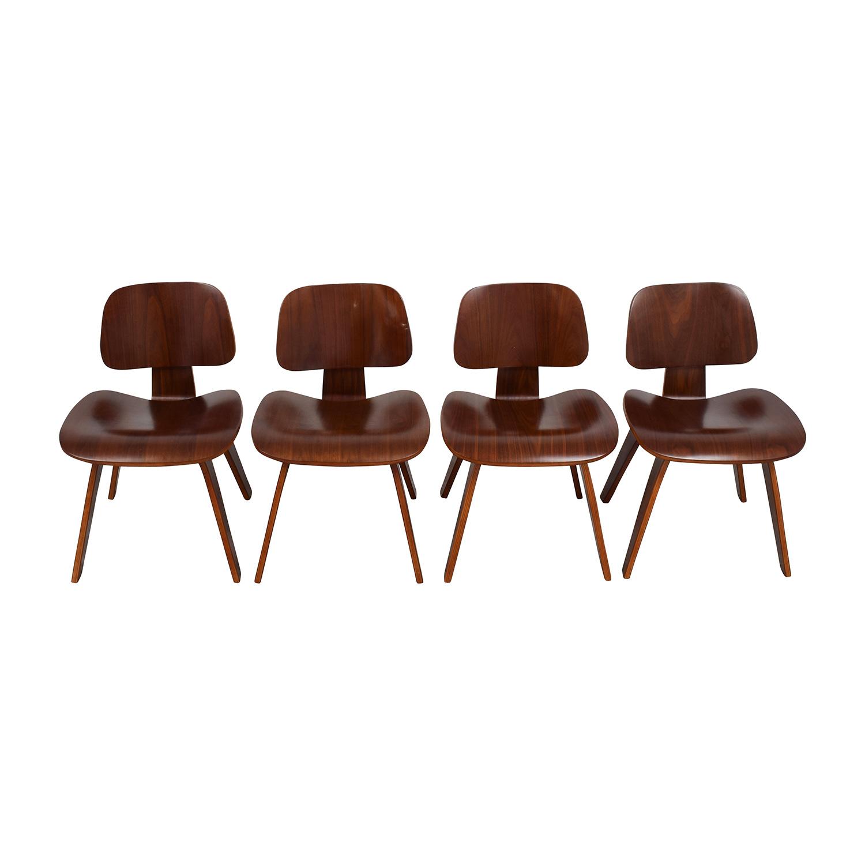 shop Mid-Century Walnut Veneer Chairs Chairs