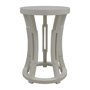 Bungalow 5 Hour Glass Stool Side Table or Stool Bungalow 5