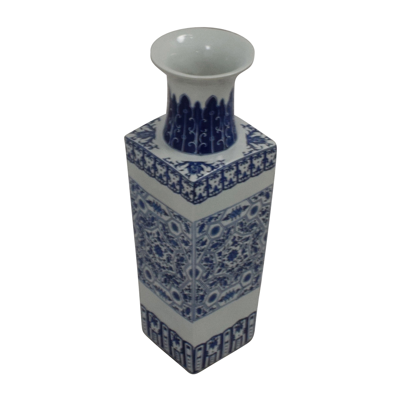 Bungalow 5 Summer Square Vase / Decor