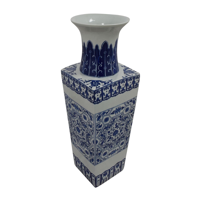 buy Bungalow 5 Summer Square Vase Bungalow 5