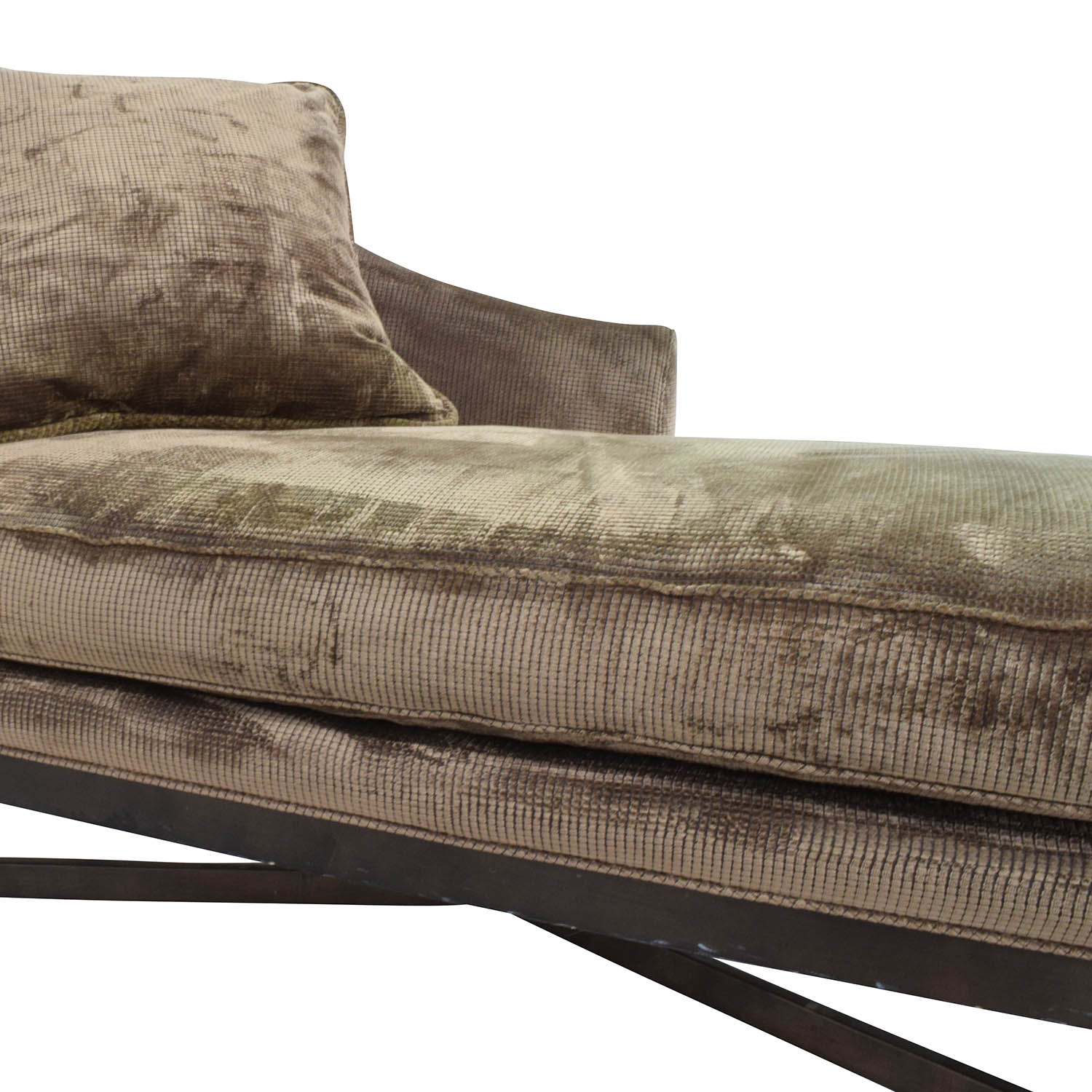 ... Swaim Swaim Custom Chaise Lounge for sale ...  sc 1 st  Furnishare : second hand chaise lounge - Sectionals, Sofas & Couches