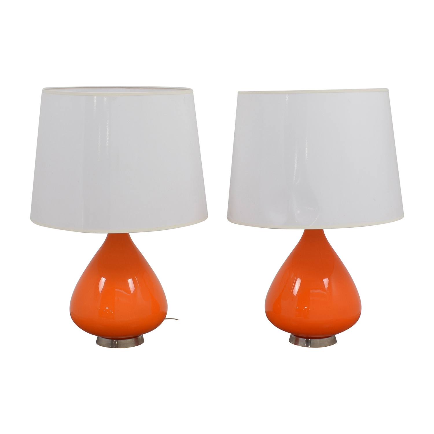 shades about lamps house orange lamp table ideas for all design shade cute