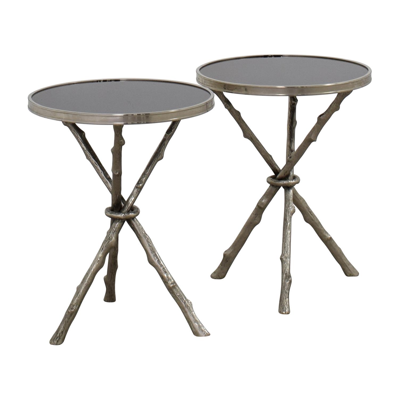 shop Global Views Global Views Twig Granite Tables online