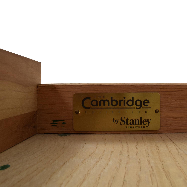 Stanley Furniture Stanley Furniture Cambridge Antique Secretary Desk second hand