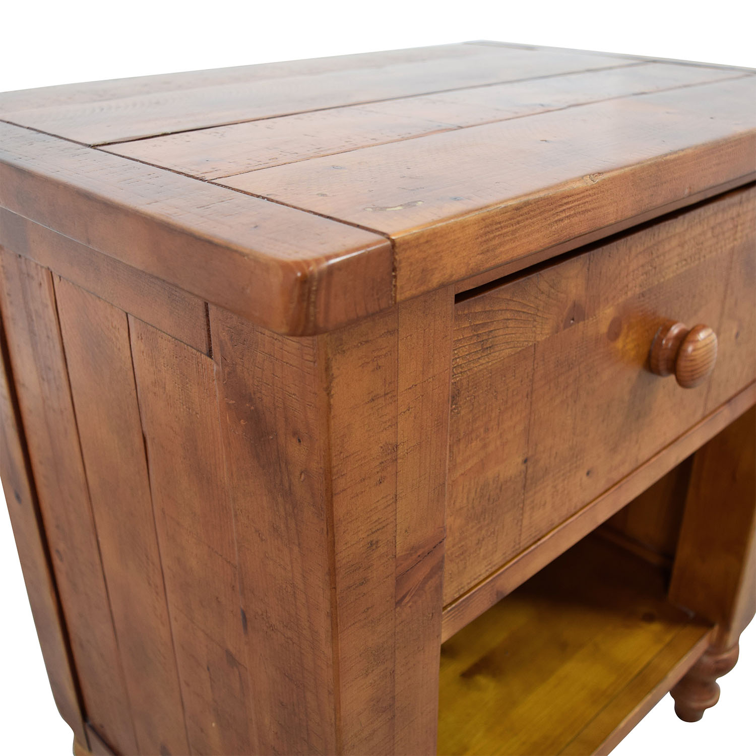 buy Pottery Barn Wood Single Drawer Side Table Pottery Barn End Tables
