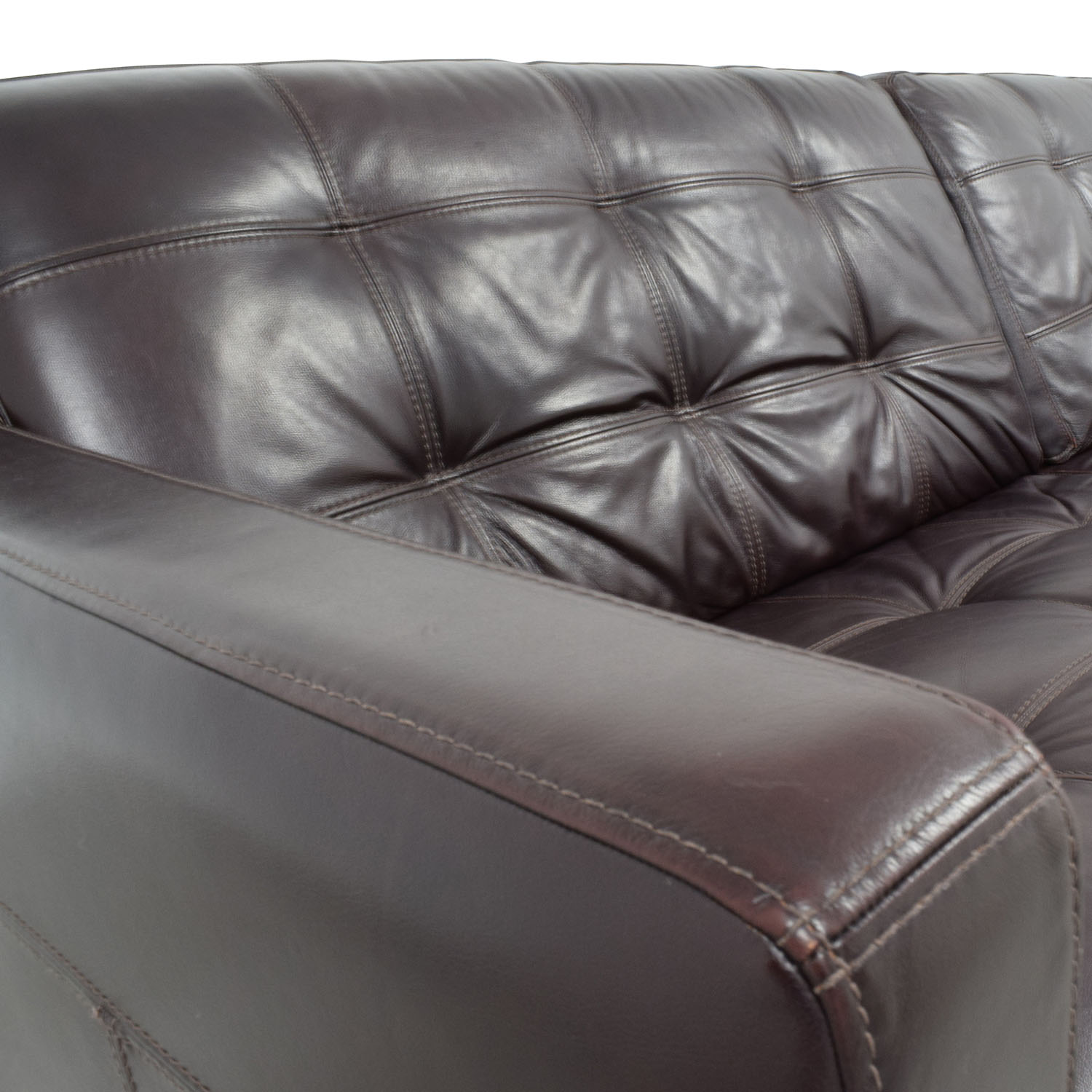 Prime 59 Off Macys Macys Milan Leather Sofa Sofas Onthecornerstone Fun Painted Chair Ideas Images Onthecornerstoneorg