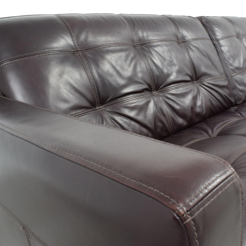Milan Leather Sofa Macys