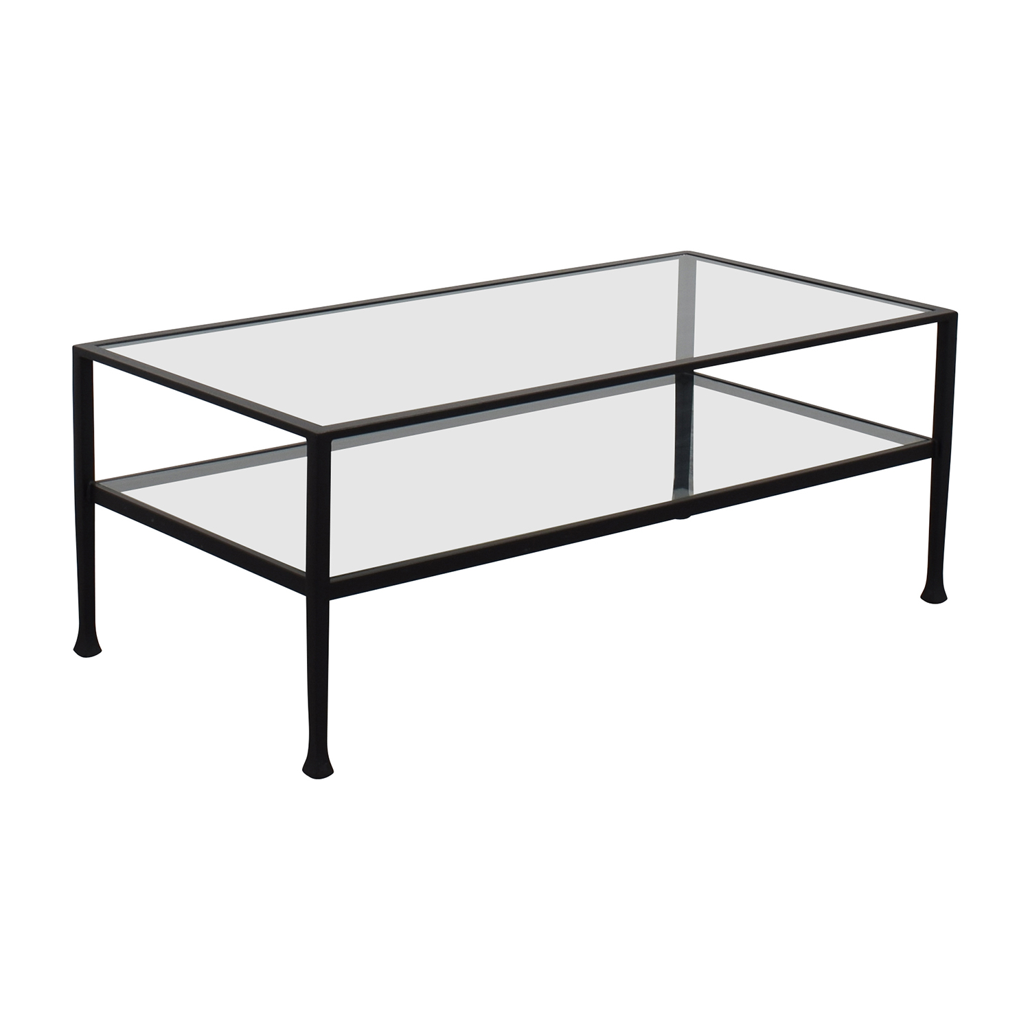 shop Pottery Parn Pottery Barn Tanner Rectangular Coffee Table online