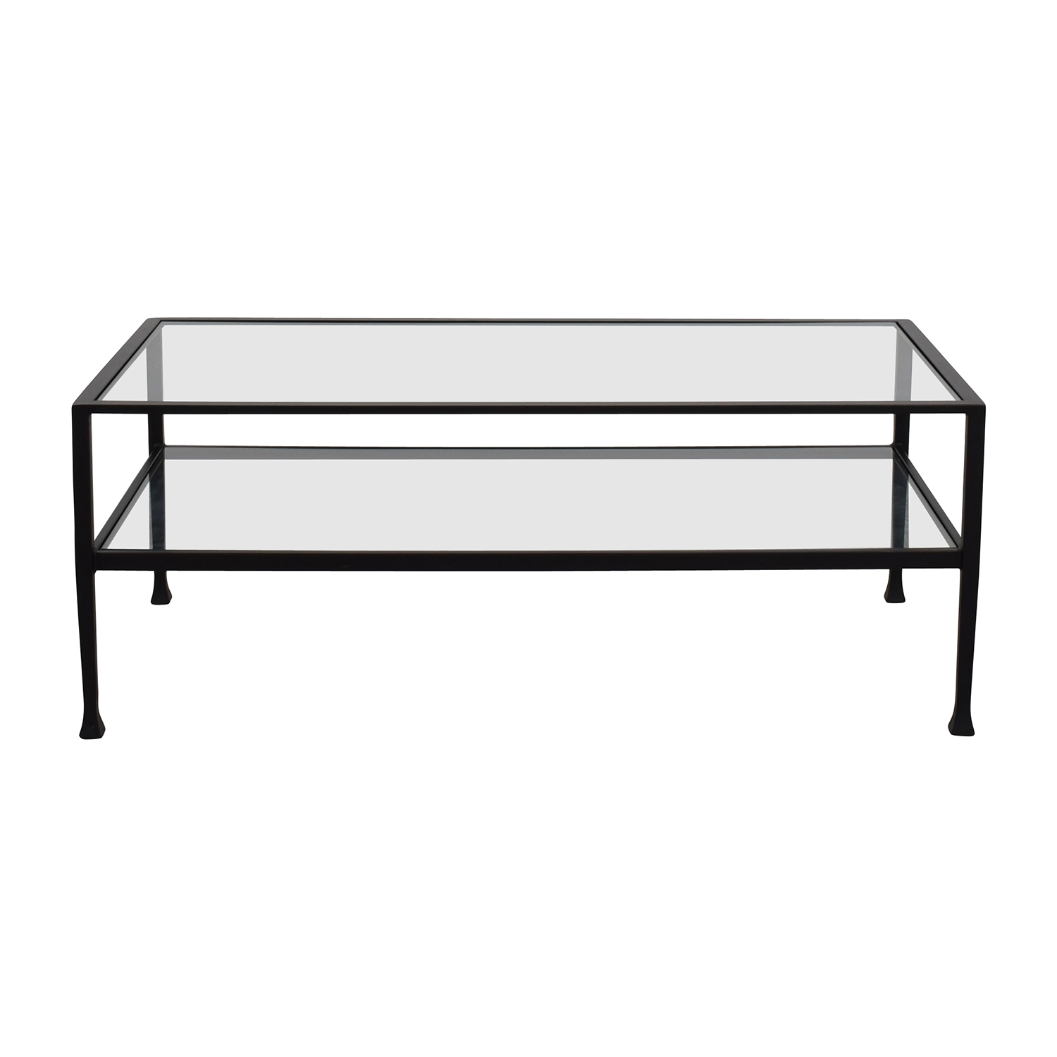 buy Pottery Parn Pottery Barn Tanner Rectangular Coffee Table online