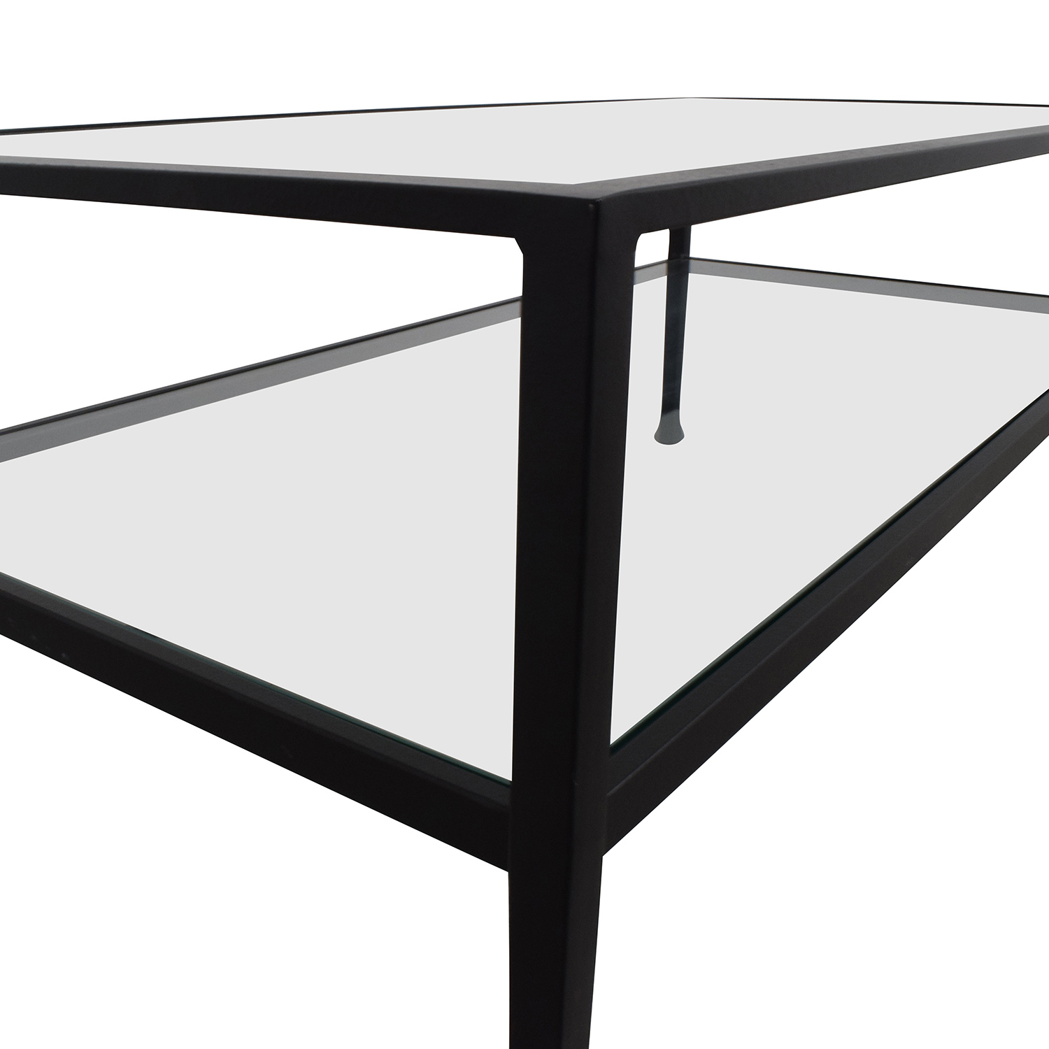 Pottery Barn Tanner Rectangular Coffee Table / Tables