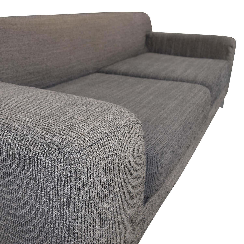 IKEA Modern Grey Couch IKEA