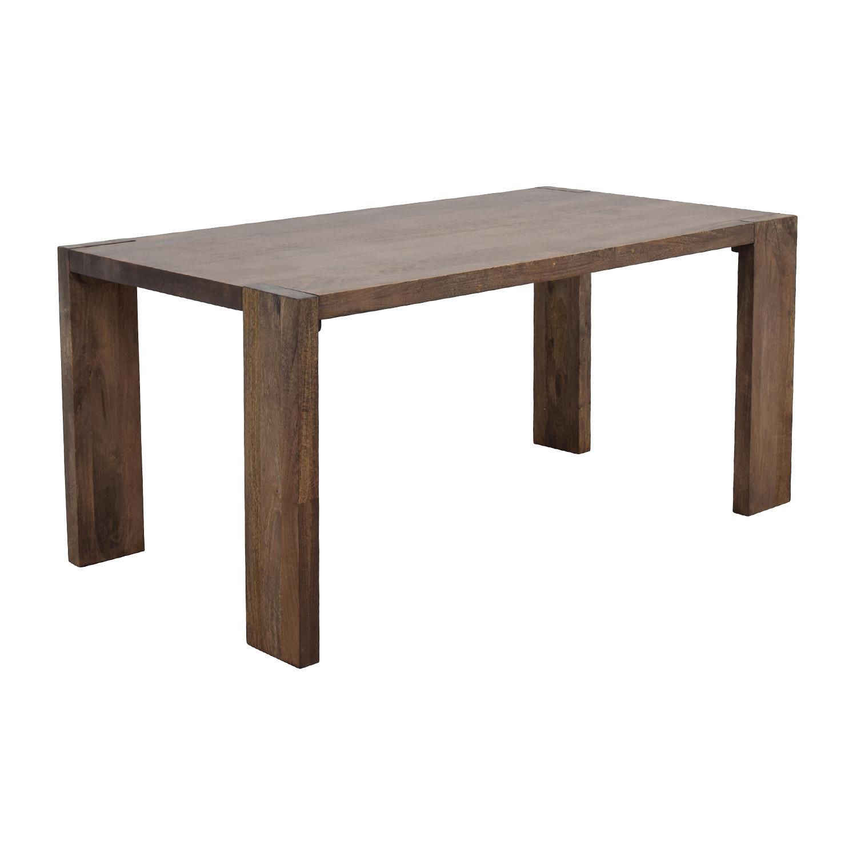 CB2 Blox Dining Table / Dinner Tables