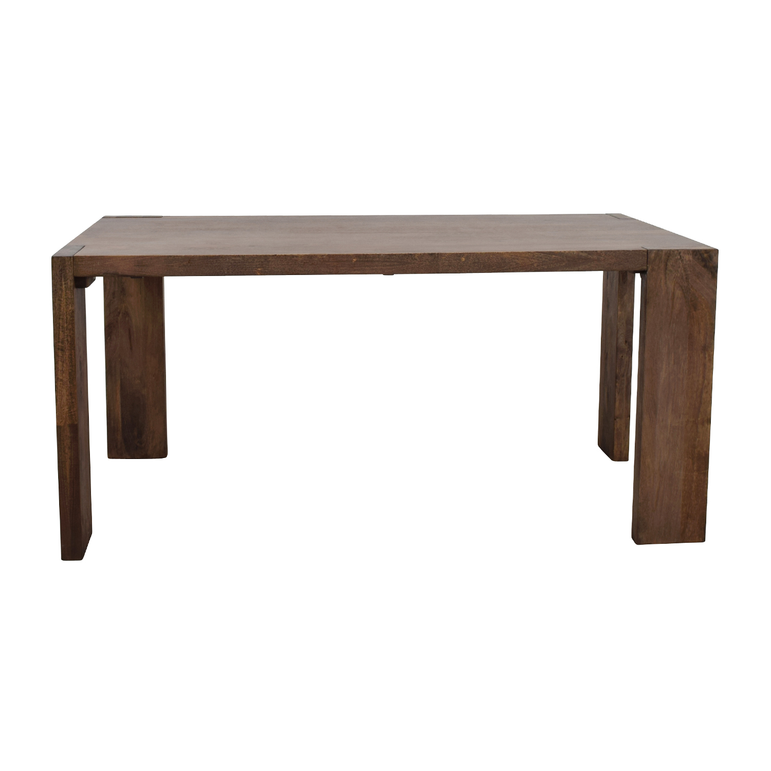 buy CB2 Blox Dining Table CB2 Tables